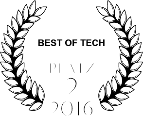 2.Platz - Best of Tech 2016